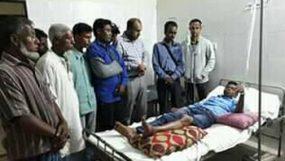 সাংবাদিক এস এম হেলাল মোটরসাইকেল দুর্ঘটনায় আহত