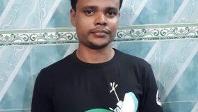 জালালাবাদ থানায় ইয়াবা ব্যবসায়ী আব্দুল হান্নান গ্রেফতার