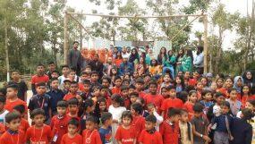 সার্ক ইন্টারন্যাশনাল স্কুল বাংলাদেশের বার্ষিক শিক্ষা সফর অনুষ্ঠিত