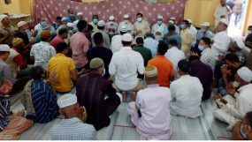 আরিফুল হকের সুস্থ্যতা কামনায় মহানগর বিএনপির দোয়া মাহফিল অনুষ্ঠিত