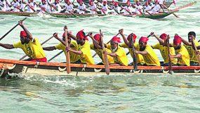 শনিবার বাদাঘাটে নৌকা বাইচ প্রতিযোগিতা
